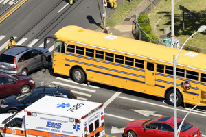 School bus accident injury lawsuits