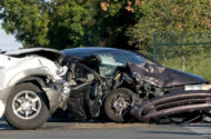 Two-Vehicle Accident on Gun Hill Road in the Bronx