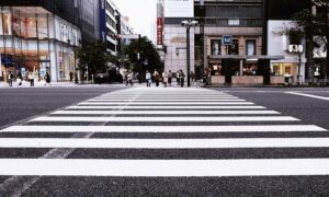 Are drivers always at fault in pedestrian accidents?