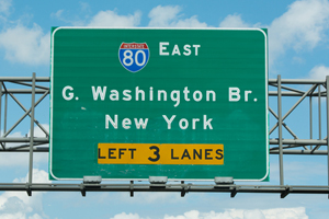 Bronx couple killed in an accident on the george washington bridge's lower level
