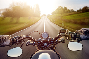 How does having a motorcycle attorney help after a collision?