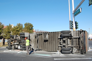 Truck accident lawyers in garden city