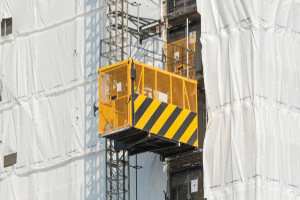 Construction site elevator accidents