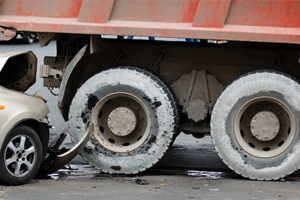 Driver negligence in truck accident lawsuits
