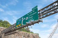 Injuries Reported in a 27-Car Accident on the Henry Hudson Bridge