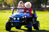 Huffy Torex 24V Ride-On UTV Recalled Due to Risk of Injury