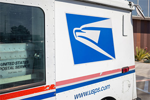 Speeder hit and severely injured a united states postal service worker in brooklyn