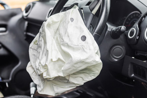 Ford issues an airbag inflator recall