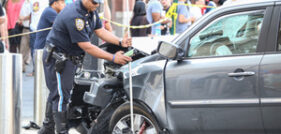 Fatal hit-and-run accident on staten island