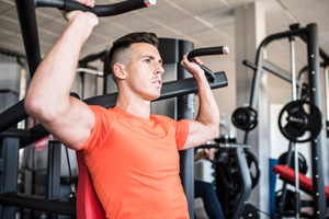 Cybex arm curl and smith press machine injury lawsuits