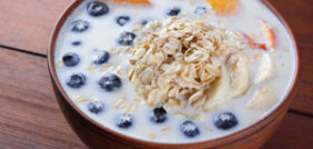 Think! protein fiber oatmeal and farmer's market berry crumble recall