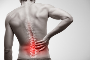 Types of back injuries from car accidents