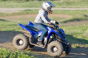 Maxtrade coolster youth atvs recalled due to crash hazard