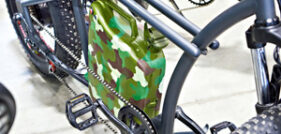 Gasoline powered bicycle accident lawsuits
