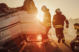 Can a passenger injured in a florida accident file an injury claim?