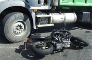 Motorcycle-Truck Accident Lawsuits