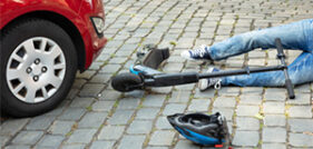 Tourist severely injured in a scooter hit-and-accident in nyc