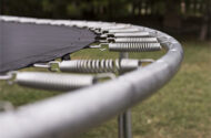 """Trampoline Spring Shot Out """"Like a Bullet"""" and Impales Boy"""