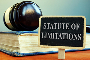 How does the statute of limitations impact a wrongful death action