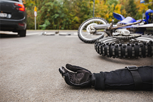Fatal motorcycle accident in trenton