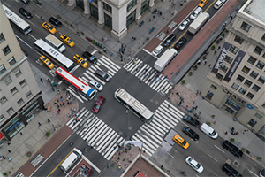 Driving mistakes at intersections often mean collisions and serious injuries