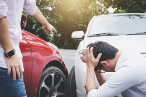 Types of evidence used to prove fault when hit by a negligent driver