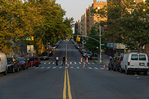 Bronx hit-and-run driver injures a 16-year-old bicyclist